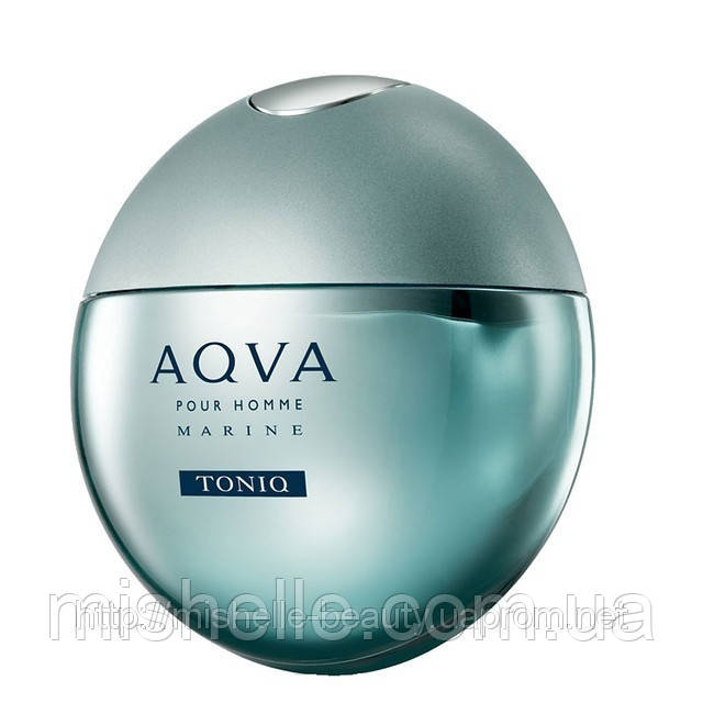Туалетная вода для мужчин Bvlgari  Aqva Marine Toniq Pour Homme (Булгари Аква Марин Тоник Пур Хомм), реплика