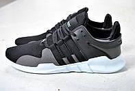 Только размер 40 !!!! Крутые мужские кроссовки Adidas Equipment  Black-Grey/ NEW Adidas Equipment  / Адидас