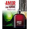 Мужской парфюм Cacharel  Amor Pour Homme Tentation (Кашарель Амор Тентейшн Пур Хом) копия, фото 4