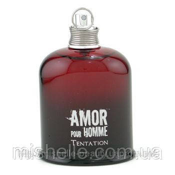 Мужской парфюм Cacharel  Amor Pour Homme Tentation (Кашарель Амор Тентейшн Пур Хом) копия