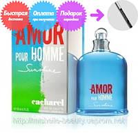 Мужская туалетная вода Cacharel Amor Sunshine Pour Homme (Кашарель Амор Саншайн Пур Хомм), фото 1