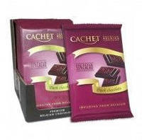Черный шоколад Сache Dark Chocolate 53%, 300 гр