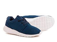 Спортивная модная обувь. Кроссовки для подростков от фирмы Caroc HK-134Cdp.blue (8пар, 36-41)