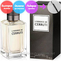 Мужской парфюм Cerruti L`Essence De Cerruti Men - Черрути Эль Эссенс Де Черрути