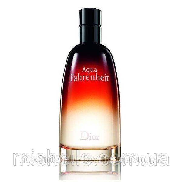 Мужская туалетная вода Christian Dior Fahrenheit Aqua (Кристиан Диор Фаренгейт Аква) реплика