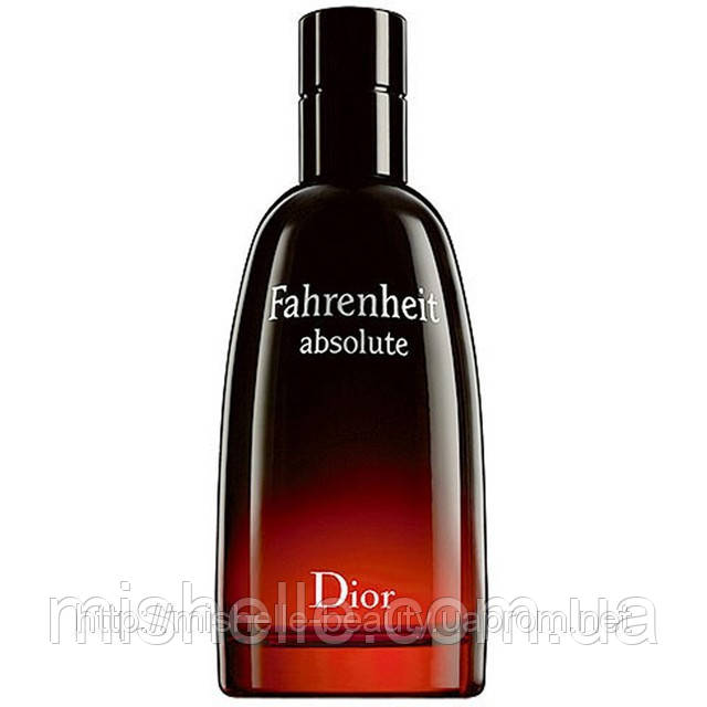 Туалетная вода для мужчин Christian Dior Fahrenheit Absolute (Кристиан Диор Фаренгейт Абсолют) реплика