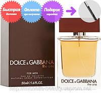 Мужской одеколон Dolce & Gabbana The One Men (Дольче Габбана Зе Ван Мен)