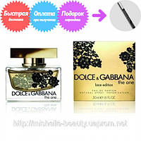 Парфюм для женщин Dolce & Gabbana The One Lace Edition (Дольче  Габбана Зе Ван Лас Эдишн)