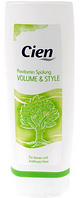 Бальзам Пышные локоны для тонких волос Cien Volume&Style  300мл