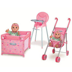 Игровые наборы и мебель для кукол