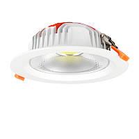 Светодиодный светильник Downlight LED COB  TH3210-30W-COB 4000К