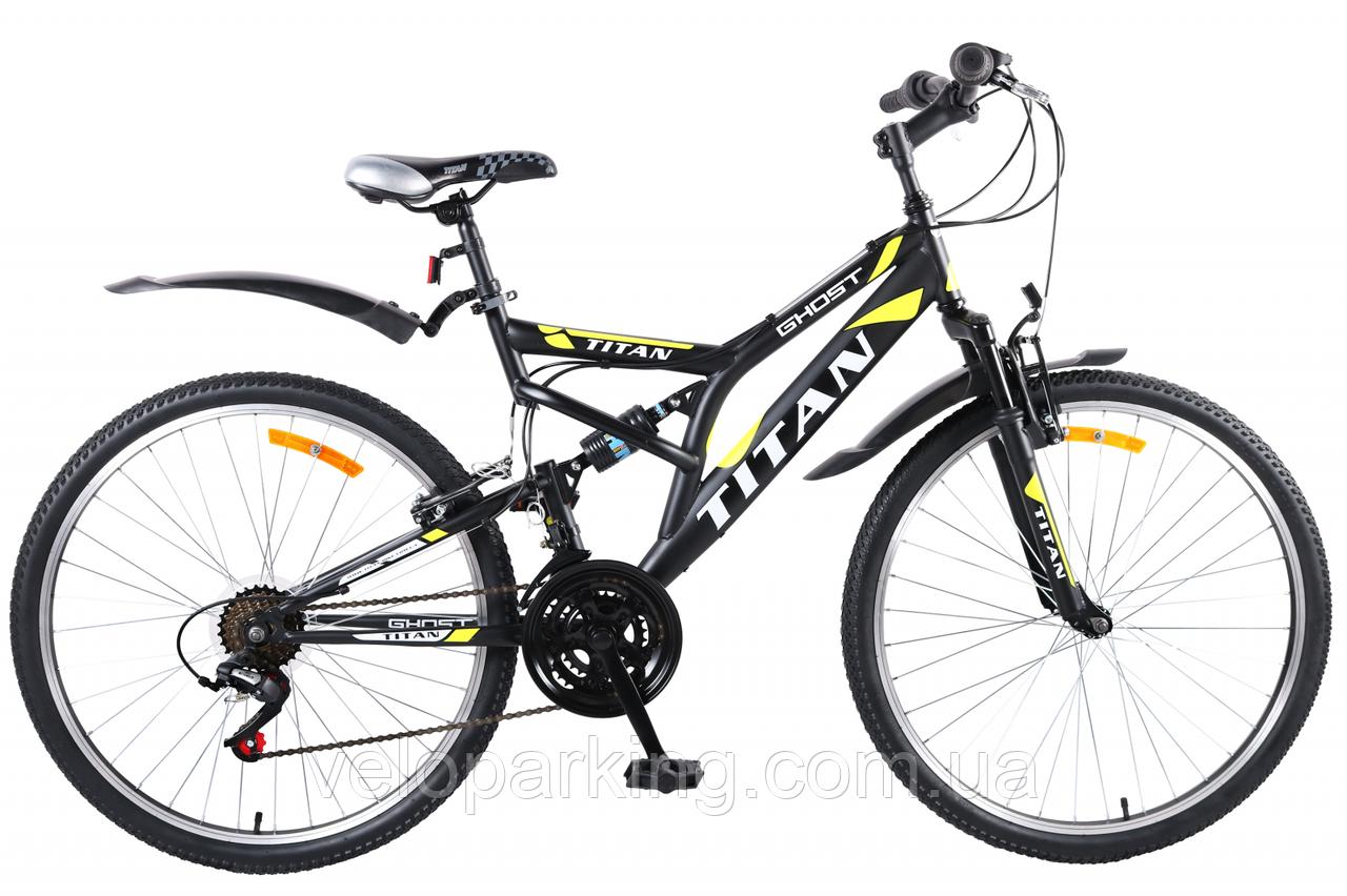 Горный велосипед Titan Ghost 26 (2017) new