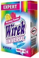 Пральний порошок Wirek™ Universal, 400 г /6 прань