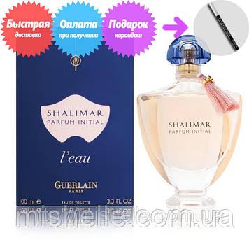 Женская туалетная вода Guerlain Shalimar Initial L'eau (Герлен Шалимар Инициал Лью)