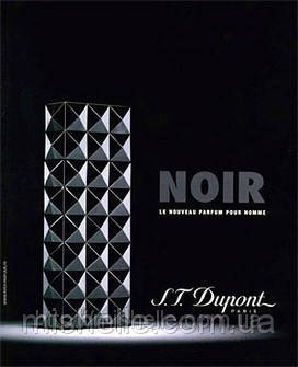 Мужская туалетная вода Dupont Noir Pour Homme (Дюпон Ноир Пур Хомм) копия