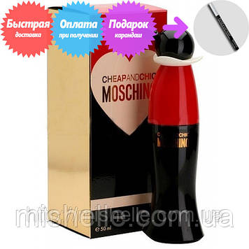 Туалетная вода для женщин Moschino Cheap & Chic (Москино Чип Энд Чик)