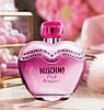 Женская туалетная вода Moschino Pink Bouquet (Москино Пинк Букет), фото 3