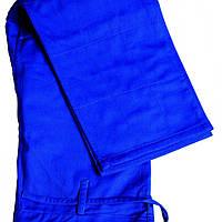 Брюки для занятий дзюдо ADIDAS JT275 Judo Trouser Blue (Синие)