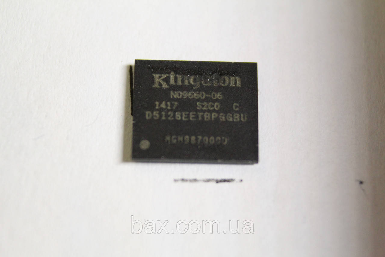 Микросхема памяти Kingston D5128EETBPGGBU Новая