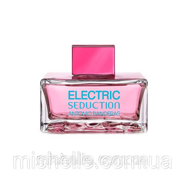 Женский парфюм Electric Seduction For Women (Антонио Бандерас Электрик Седакшн Фо Вумен) реплика