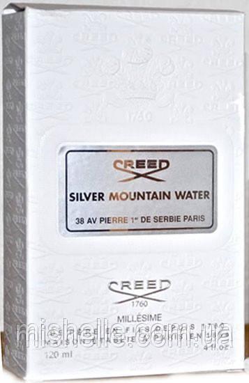 Мужская туалетная вода Creed Silver Mountain Water (Крид Cилвер Маунтайн Вотер) реплика