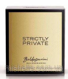 Мужские духи Baldessarini Strictly Private (Балдессарини Стриктли Прайват) копия