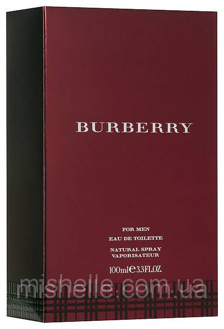 Мужской парфюм Burberry for Men Burberry (Барберри фо Мен Барберри) копия