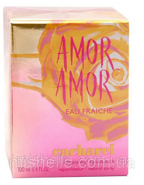 Женский парфюм Cacharel Amor Amor Eau Fraiche (Кашарель Амор Амор Эу Фрейч) копия
