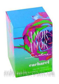 Туалетная вода для женщин Cacharel Amor Amor Sunshine (Кашарель Амор Амор Саншайн) реплика