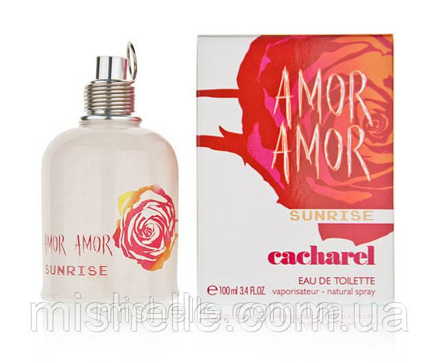 Туалетная вода для женщин Cacharel Amor Amor Sunrise (Кашарель Амор Амор Санрайз) копия