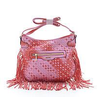 Женская сумочка через плечо L. Pigeon T1692 red
