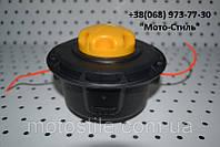 Шпуля (полуавтомат. диск) с леской для мотокос, бензокос, бензотриммеров