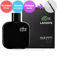 Мужской парфюм Lacoste Eau De Lacoste L.12.12 Noir (Лакост Эу де Лакост Л. 12.12 Нуар)