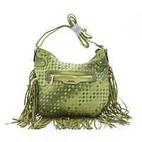Женская сумочка через плечо L. Pigeon T1692 green