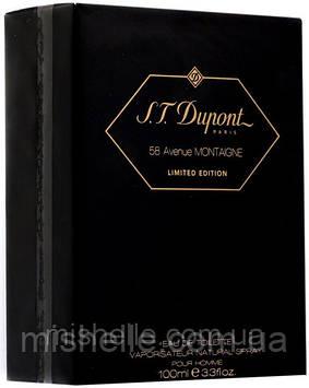 Мужской парфюм Dupont 58 Avenue Montaigne Limited Edition (Дюпон 58 Авеню Монтень Лимитид Эдишн) копия