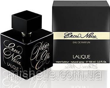 Женская туалетная вода Lalique Encre Noire Pour Elle (Лалик Энкре Нуар Пур Эль) реплика