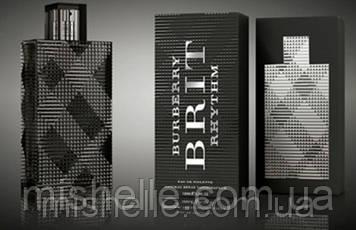 Мужская туалетная вода Burberry Brit Rhythm (Барбери Брит Ритм) копия