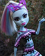 Кукла Monster High Эбби Боминейбл (Abbey Bominable) Крик Гиков Монстер Хай Школа монстров