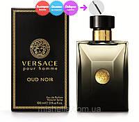 Мужской парфюм Versace Pour Homme Oud Noir (Версаче Пурр Хомм Оуд Нуар), фото 1