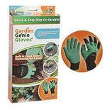 Перчатки садовые Garden Genie Glovers - перчатки для работы в саду, фото 5