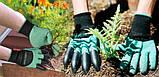 Перчатки садовые Garden Genie Glovers - перчатки для работы в саду, фото 6