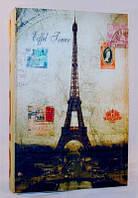 """Книга-сейф """"Париж"""" на ключике 635-9"""