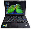 """Ноутбук Lenovo ThinkPad X201 12"""" i5 4GB RAM 160GB HDD (№1,3)"""
