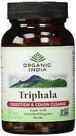 Organic India, Трифала, 90 растительных капсул