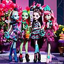 Кукла Monster High Эбби Боминейбл (Abbey Bominable) Вечеринка Монстров Монстер Хай, фото 10