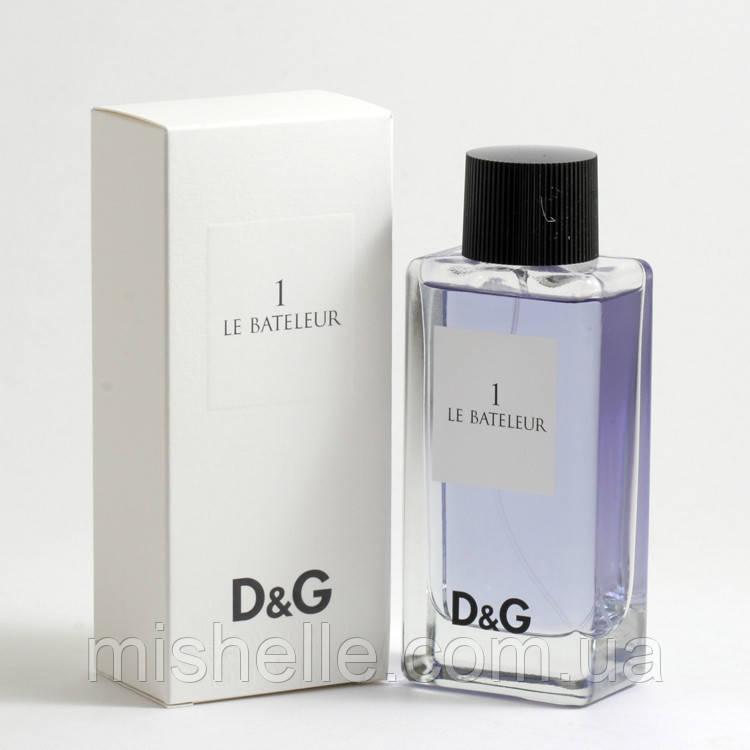 Мужская туалетная вода Dolce&Gabbana Le Bateleur №1 (Дольче Габана Ле Батлер) реплика