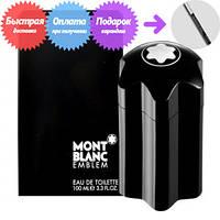 Туалетная вода для мужчин Mont Blanc Emblem (Монт Бланк Эмблем), фото 1
