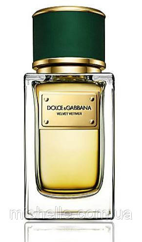 Мужской парфюм Dolce&Gabbana Velvet Vetiver (Дольче Габбана Вельвет Ветивер) реплика