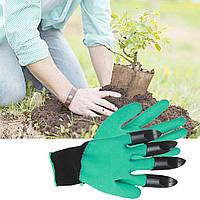 Перчатки садовые Garden Genie Glovers - перчатки для работы в саду, фото 1