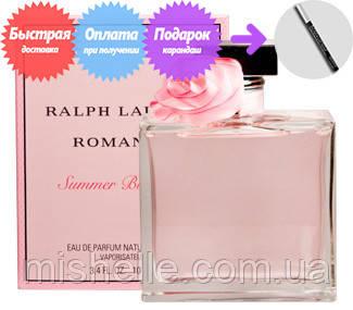 Ralph Lauren Romance Summer Blossom EDT(Ральф Лорен Романс Саммер Блосом), женский